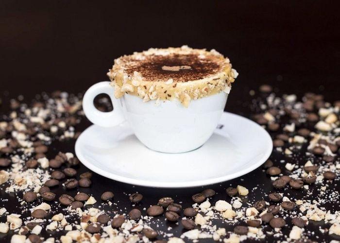 Кофе со сгущенным молоком, фото