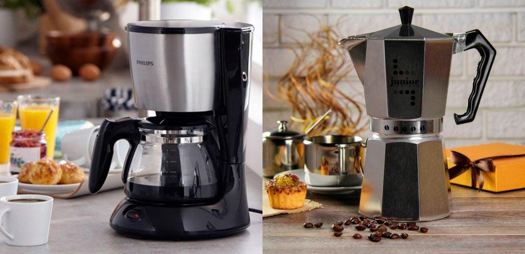 Выбираем технику для приготовления кофе