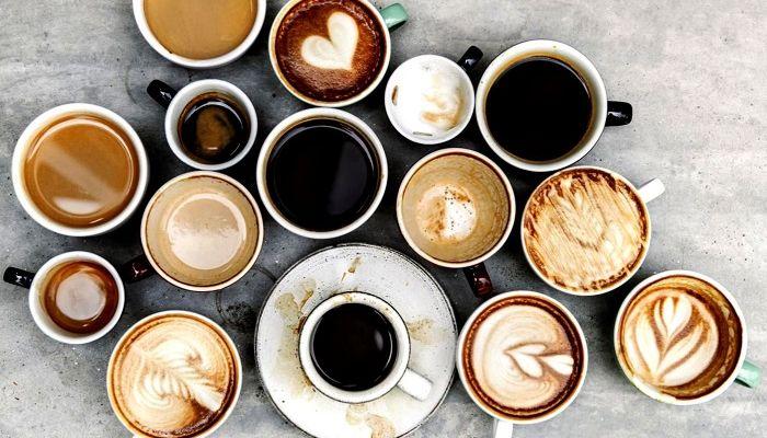 Капучино и кофейные напитки