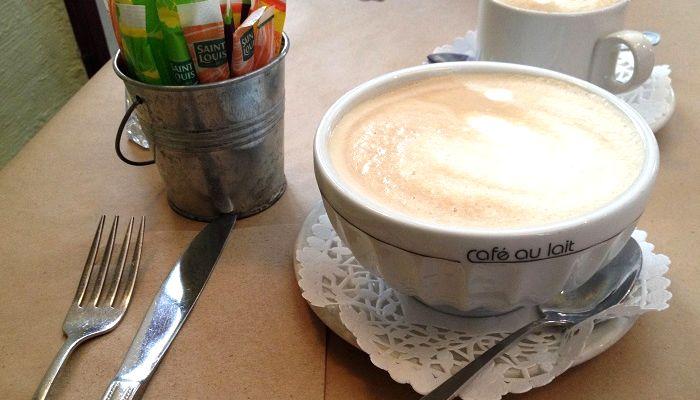 Кофе и молоко, фото