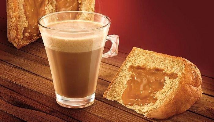 Кофе и сгущенное молоко, фото