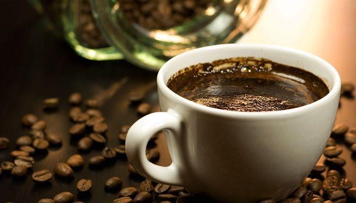 Зерновой кофе, фото