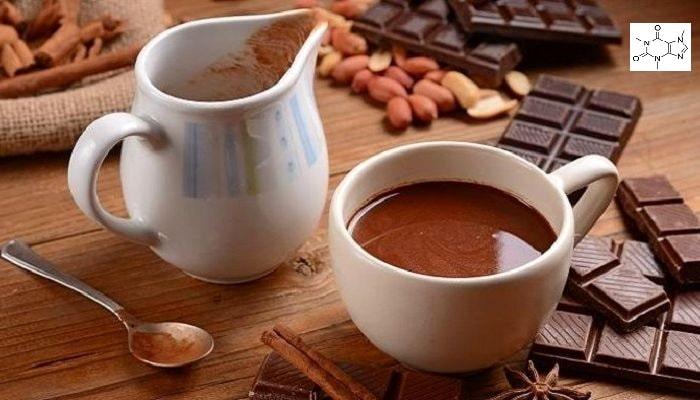 Сколько кофеина содержится в чашке какао