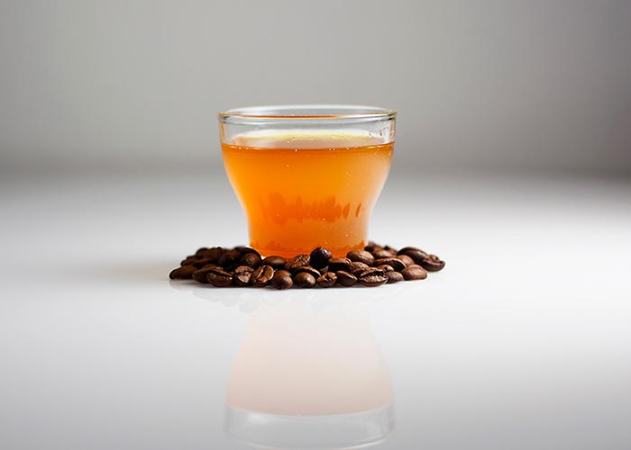 Как делают кофейное масло