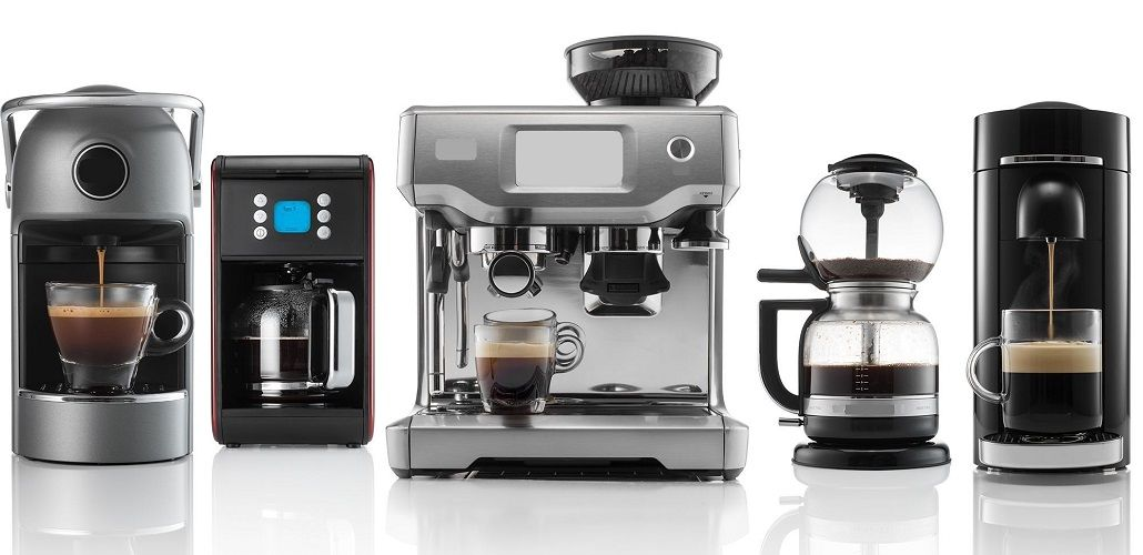 Кофемашины и кофеварки, фото
