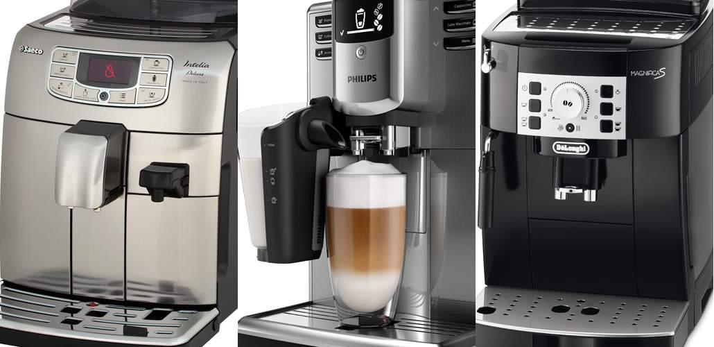 Лучшие производители кофемашин – рейтинг брендов