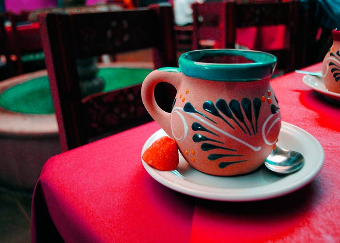 Кофе в кувшине