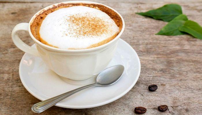 Молоко и кофе, фото