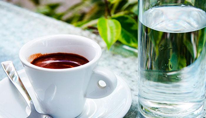 Традиция пить кофе