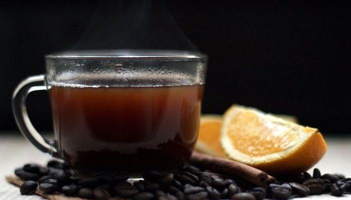 Кофе с апельсином, фото