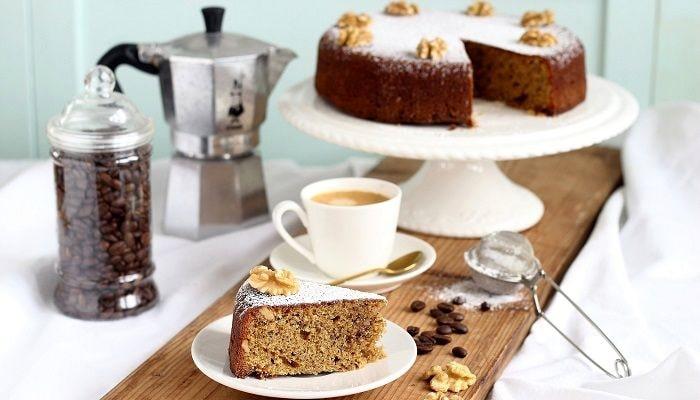 Кофе и десерт, фото