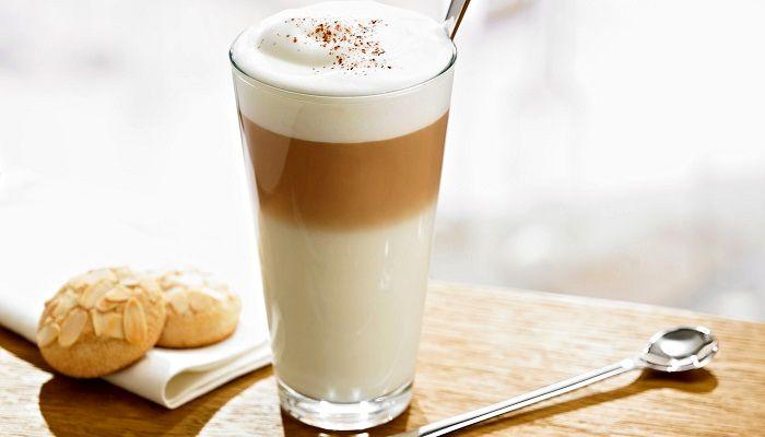 Кофе Латте макиато, фото