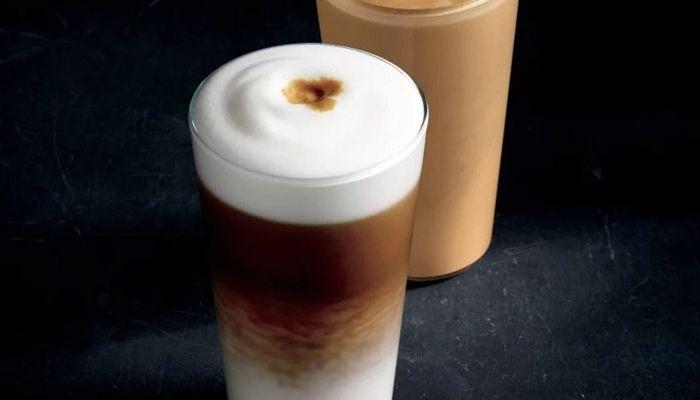 Кофейный коктейль макиато, фото