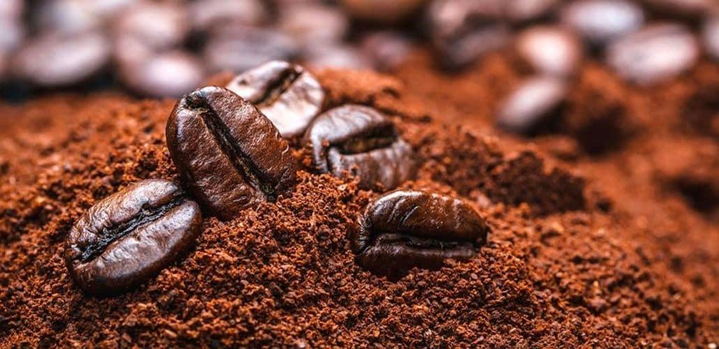 Молотый кофе, фото