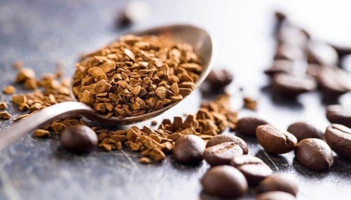 Растворимый и молотый кофе, фото