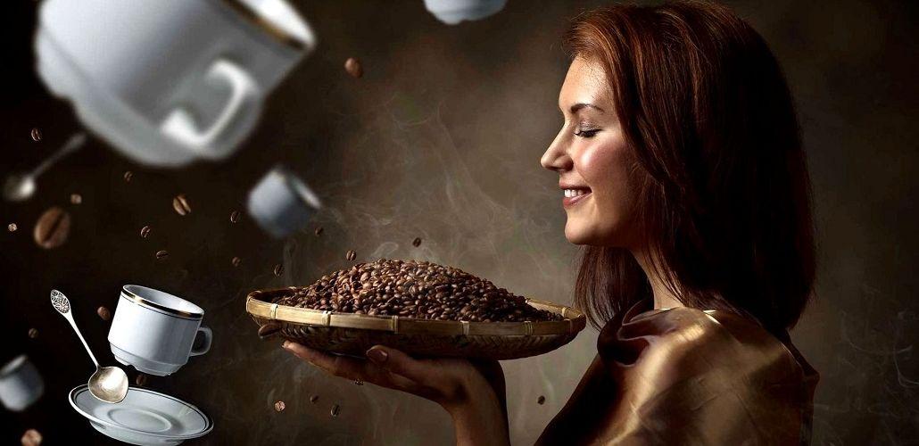 Кофейные зернышка, фото
