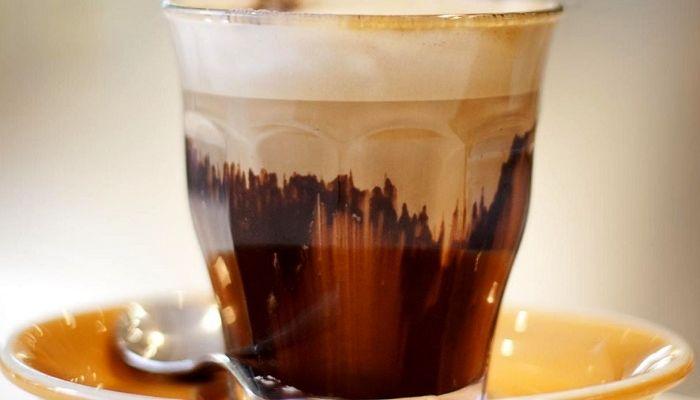 Бреве, кофейный напиток, фото