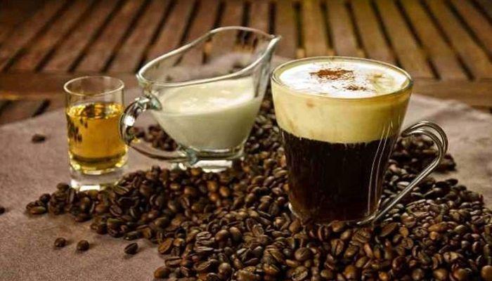 Кофе с виски, фото