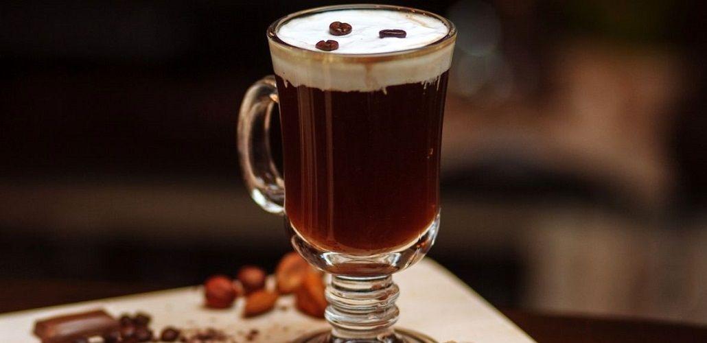 Кофе по-ирландски, фото