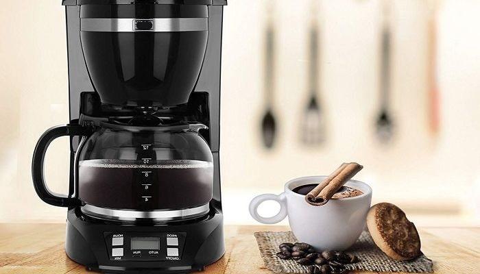 Кофеварка, капельная, фото