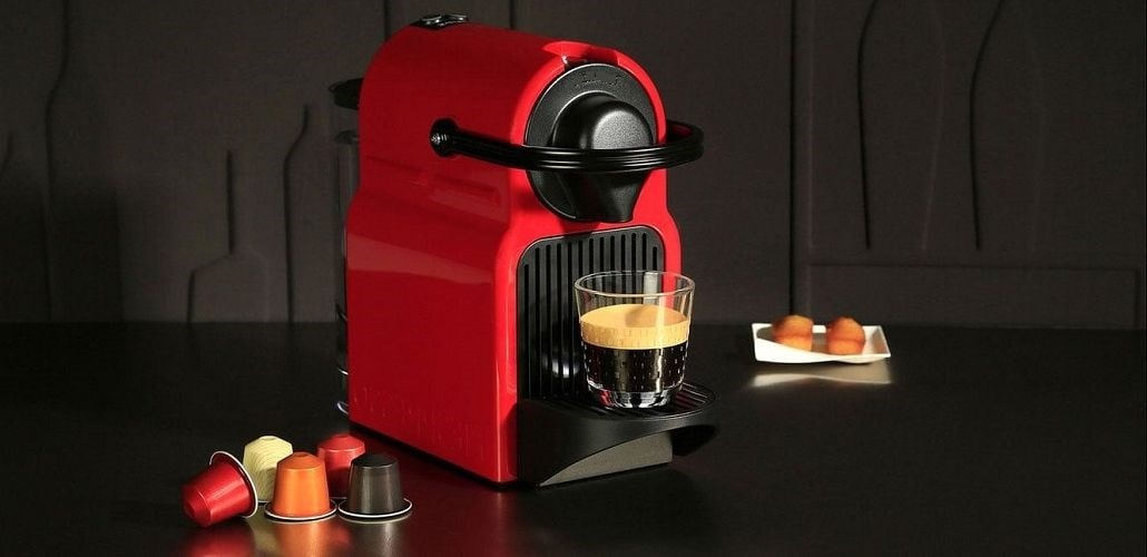 Капсульная кофемашина, фото