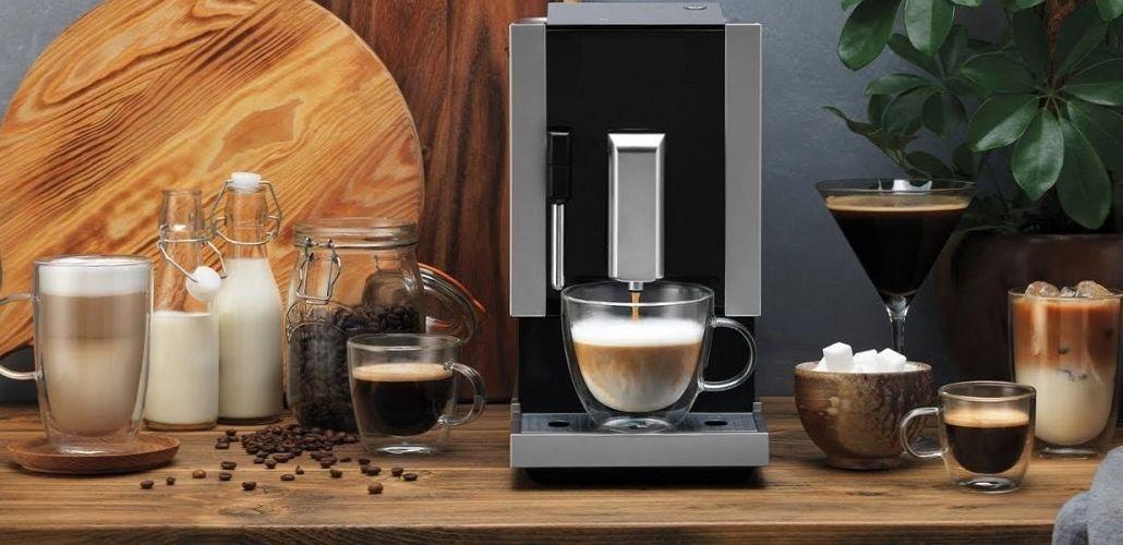 Готовить капучино в кофемашине