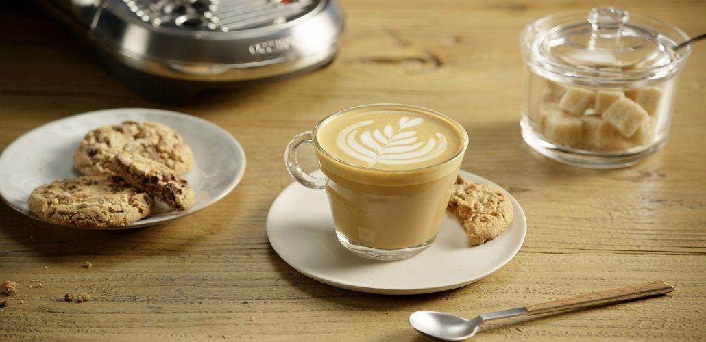 Кофе флэт уайт, фото