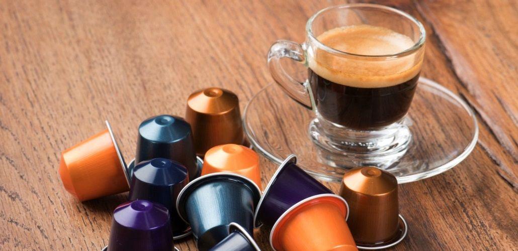 Кофе в капсулах без кофемашины, фото