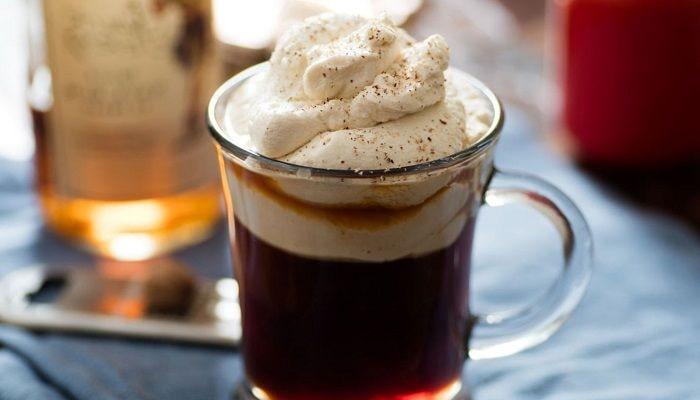 Кофе с виски по-ирландски