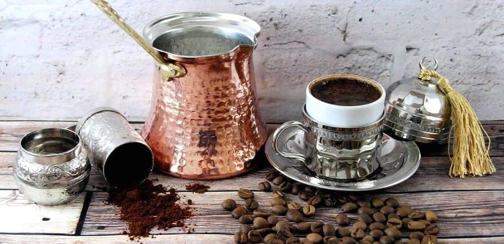 Кофе по - турецки, фото