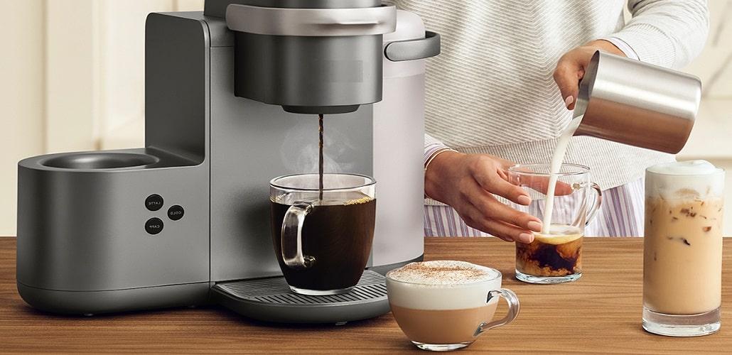 Кофе с пенкой, фото