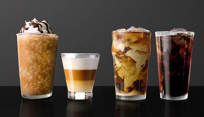 Кофе с сиропом, фото