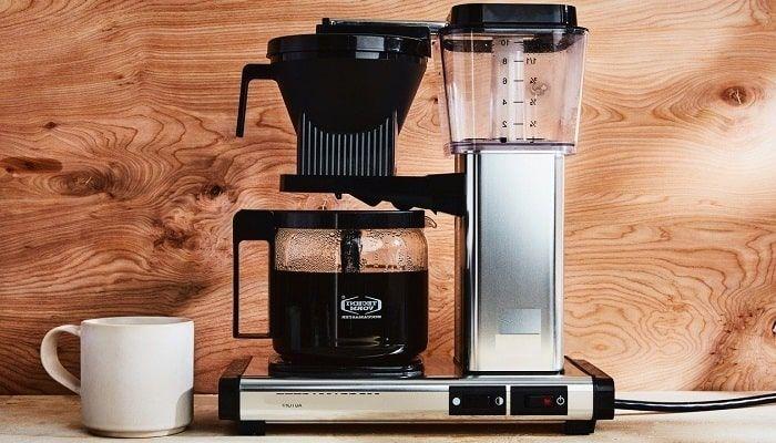 Кофеварка капельная, фото