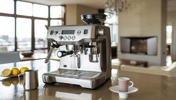 Кофеварка рожкового типа, фото