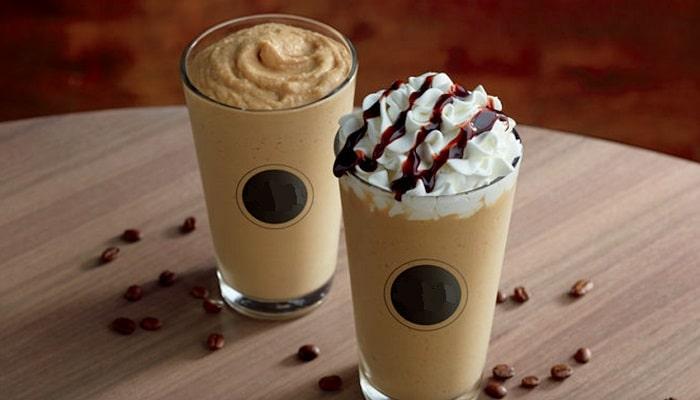 Сиропы и кофе, фото