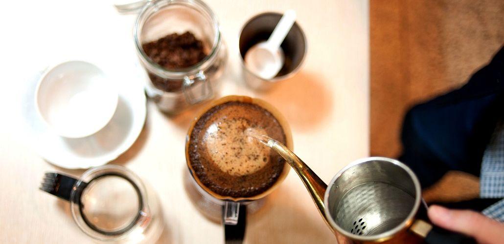 Варить кофе без турки, фото