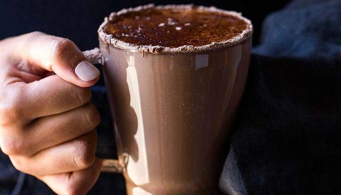 Чашка какао, фото