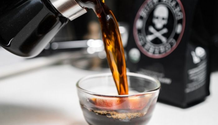 Death Wish Coffee, фото