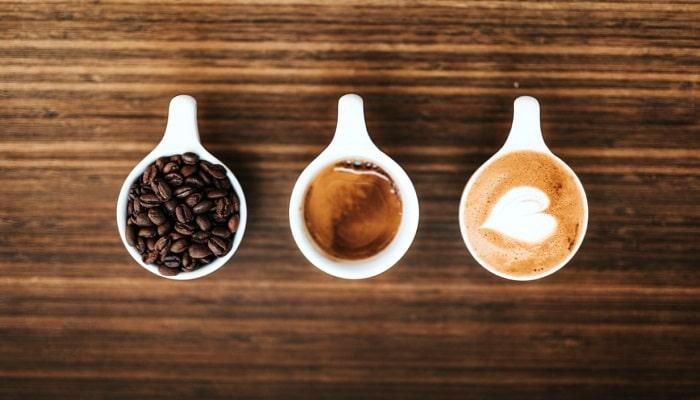 Калорийность кофе с молоком, фото