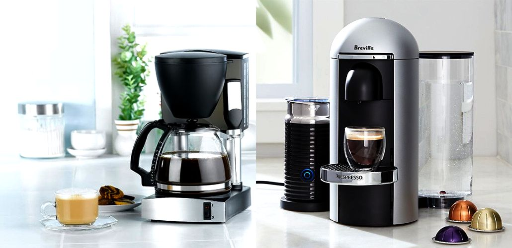 Какая кофеварка лучше, капельная или капсульная