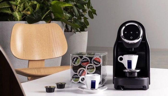 Капсульная кофеварка для дома, фото