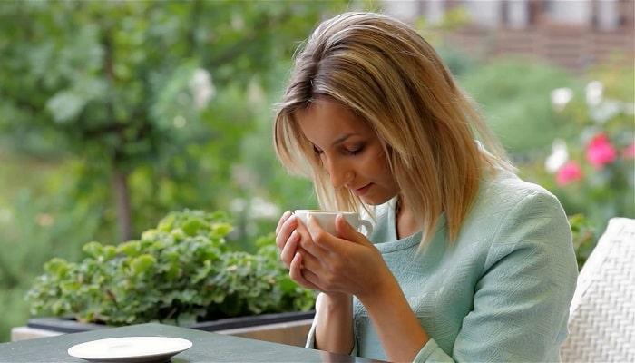 Кофеин в чае, фото