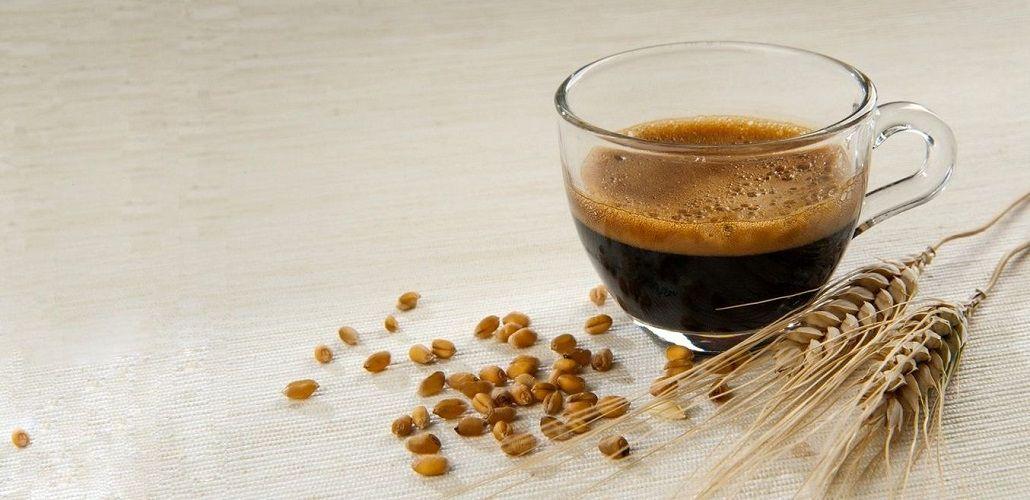 Кофейный напиток из ячменя, фото