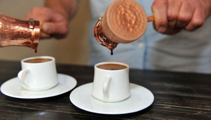 Кофейные турки, фото