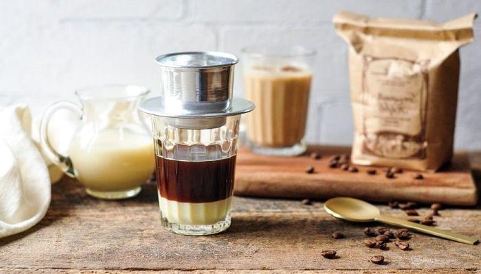 Кофе по - вьетнамски в фине, фото
