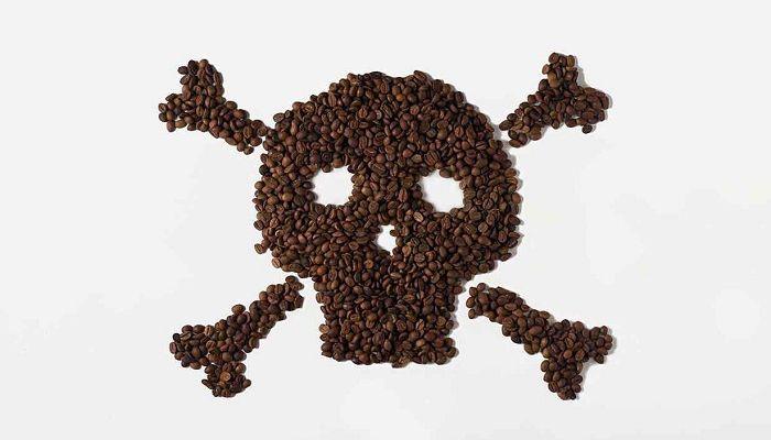 Вред кофе, фото