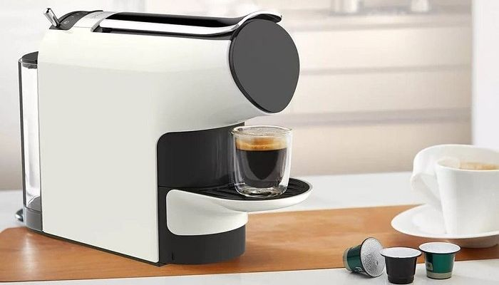 Капсульная кофемашина для дома, фото