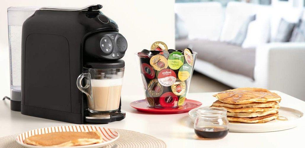 Преимущества капсульной кофемашины