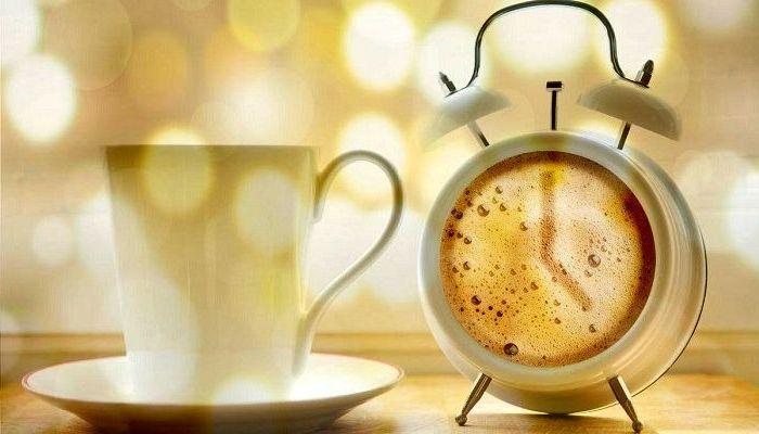 Утренний кофе, фото