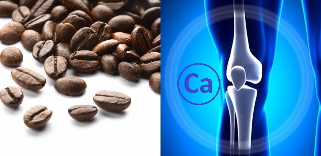 Влияние кофе на уровень кальция, фото